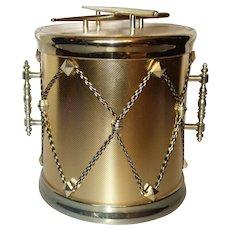 "Vintage ""Snare Drum"" Ice Bucket"