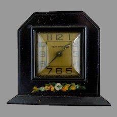 Vintage New Haven alarm clock Nifty c. 1940