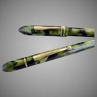 Ever-Ready fountain pen pencil set original box
