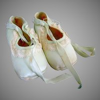 Nursery baby shoes Mrs Days Ideal c. 1950s