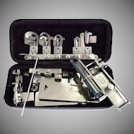 Antique sewing machine accessories The Free