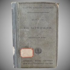 The Sketch Book by Washington Irving Sleepy Hollow p. 1901