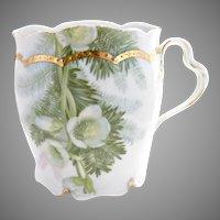 Antique Rosenthal porcelain shaving mug c. 1903