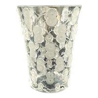 """Art Deco R. Lalique Vase, """"Deux à Deux"""" (Two by Two), Model #10-919"""
