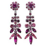 Pink Sherman Earrings