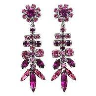 Pink Sherman Earrings