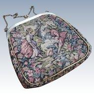 Vintage Brocade Evening Bag