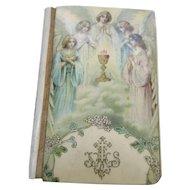 Vintage Celluloid Prayer Book