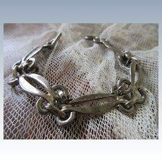 Vintage Mexican Sterling Bracelet