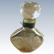 Nina Ricci 7.5ml Lair du Temps Parfum Bottle  French