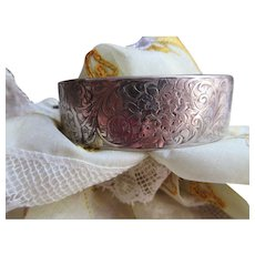 Vintage Sterling Birks Bangle Bracelet