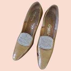 Vintage Shoes Berger's Buffalo Fancy Shoe Clips Margaret Jerrold by Irvine
