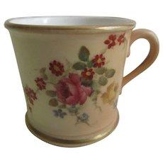 Royal Worcester 1.5'' English Porcelain Miniature Cup