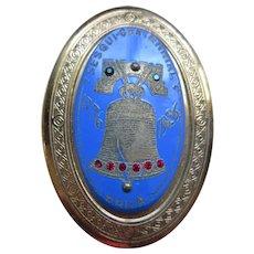 Sesqui Centennial Philadelphia 1926 Souvenir Compact
