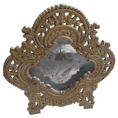 Older Vintage Small Ornate picture Frame