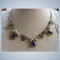 Vintage Circa 30s 40s Necklace
