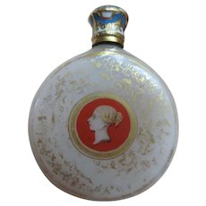 Victorian Perfume Scent Bottle