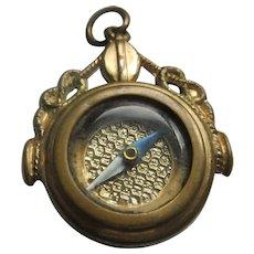 Antique Victorian Compass Fob