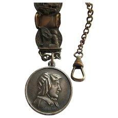 Antique Watch Chain Saint Elizabeth