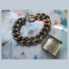 Vintage Tourneau Chunky Watch Bracelet TLC