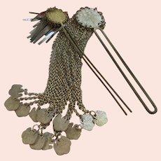 Older Vintage Hair Ornaments Hair Pins
