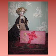 EXQUISITE Vintage Fancy Lithograph Candy/Chocolate Box
