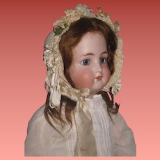 "MAGNIFICENT Large 28"" Antique Kammer & Reinhardt Bisque Head Child Doll~EXCEPTIONAL EXAMPLE!"