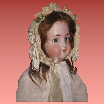 "SALE! Magnificent Large 28"" Antique Kammer & Reinhardt Bisque Head Child Doll~EXCEPTIONAL!"