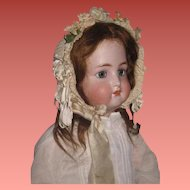 "INVENTORY SALE! Magnificent Large 28"" Antique Kammer & Reinhardt Bisque Head Child Doll~EXCEPTIONAL!"