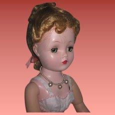 FABULOUS Vintage Madame Alexander Ooh-La-La Cissy Doll in Lingerie Ensemble!