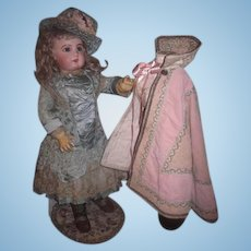 "REDUCED PRICE! Magnificent Rare Large 28"" Antique Size 13 French EJ Jumeau Bebe in Couture Outfit~A SHOWSTOPPER!"