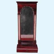 Early Doll House Biedermeir Hall Mirror