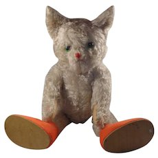"""23"""" Kersa Germany Jointed Cat Mohair"""