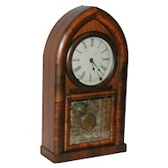 American, Wm.L.Gilbert & Co. Beehive Mantel Clock
