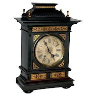 Antique German Bracket Style Mantel Clock