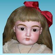 """J.D. KESTNER #146 - 24"""" - Sleep Eyes & Orig Body Finish - Christmas!!"""