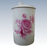 Richard Ginori Porcelain box