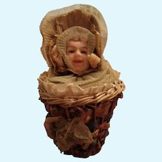 Sweet Wax Baby Candy Container