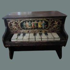 wonderful Shoenhut Piano for your Girls to Play