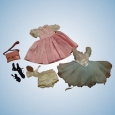 "Original Madame Alexander Clothes and Accessories for ""Elise """