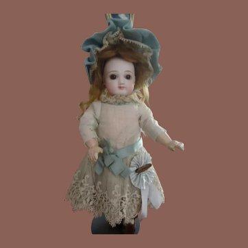 Wonderful Tiny Premiere Jumeau Child