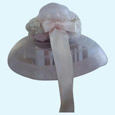 Fabulous Original  Vintage hat