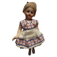 "Cute Little 5"" German Child"