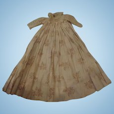 Wonderful Antique Dress for China