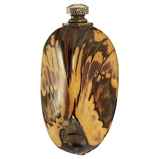 Tagua nut scent perfume or snuff bottle