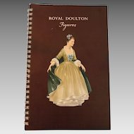 1963 Royal Doulton collectors book number 8
