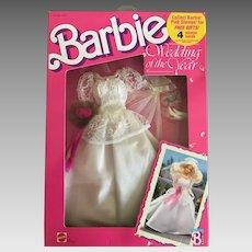 Vintage Barbie 'Wedding of the Year' 5 piece ensemble