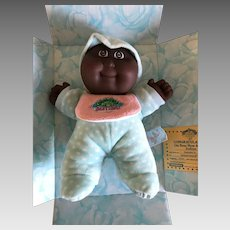 Vintage Xavier Roberts Hasbro Joshua Cabbage Patch Babyland Doll