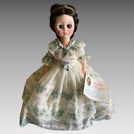 VIntage Madame Alexander Julia Tyler 14 inch doll