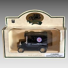 Vintage Chevron Oil promotional toy Pearl Oil truck
